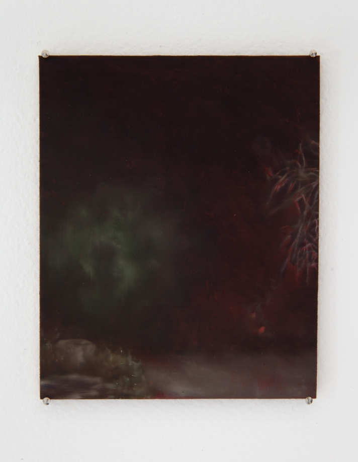 Kate Wallace - Pictures - Alternating Current Art Space- View of a driveway LR