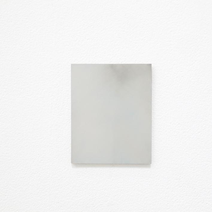 Kate Wallace 'Fridge' 2020 Oil on board 12.7 x 10.3cm